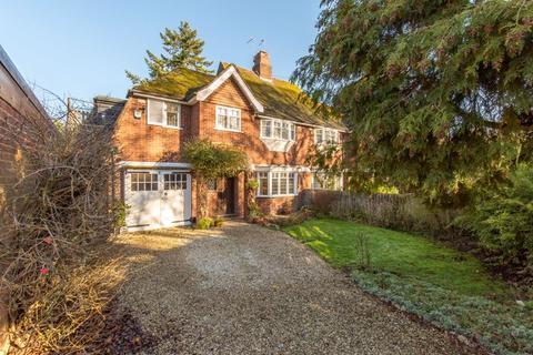 4 bedroom semi-detached house for sale - Burlington Crescent, Oxford