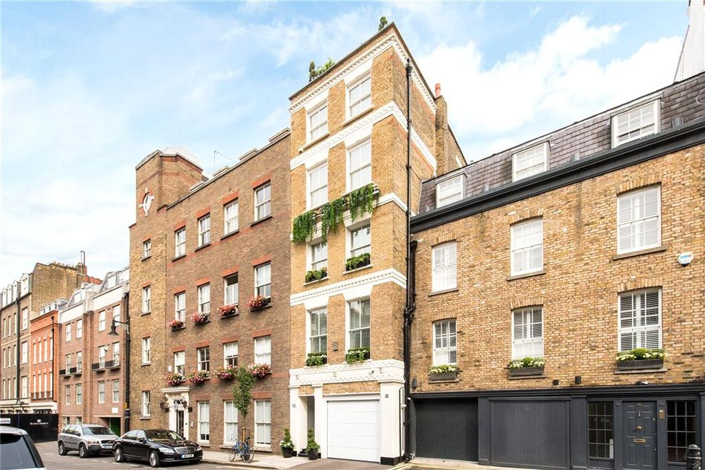 3 Bedrooms Mews House for sale in Hays Mews, Mayfair, London, W1J
