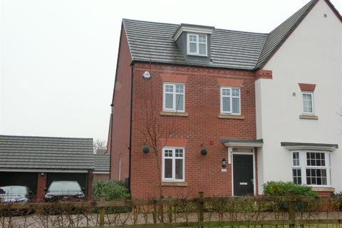 3 bedroom semi-detached house for sale - Dykens Way, Shirley, Solihull