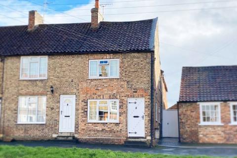 2 bedroom cottage for sale - Main Street, Stamford Bridge