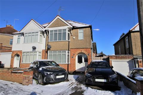 3 bedroom semi-detached house for sale - Greenhills Road, Northampton