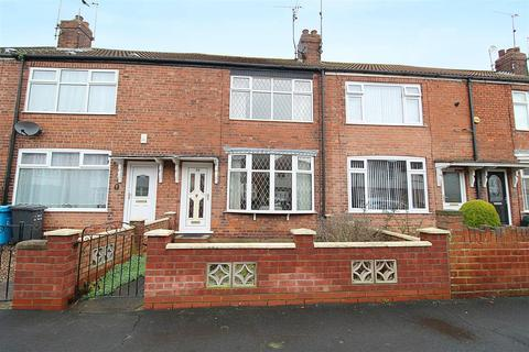3 bedroom terraced house for sale - Bethune Avenue, Hull