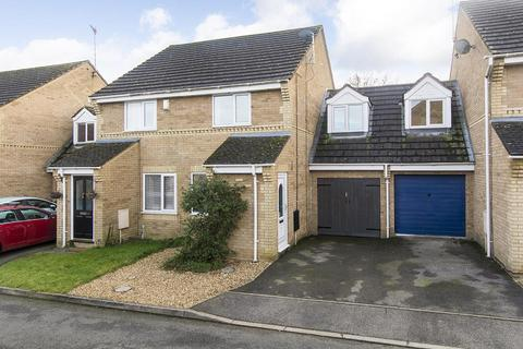 3 bedroom terraced house for sale - Siddons Close, Oundle, Peterborough