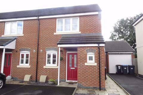 2 bedroom semi-detached house to rent - Kinross Way, Hinckley