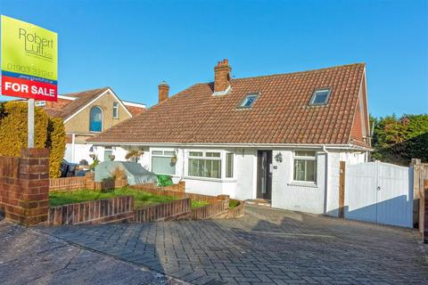 4 bedroom semi-detached bungalow for sale - Vale Avenue, Worthing
