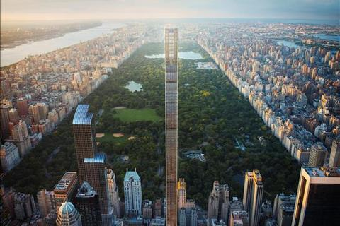 Residential development - 111 West 57th Street, Central Park South, New York, 10019, United States of America
