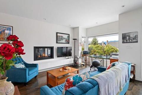2 bedroom townhouse - 2530 Cornwall Avenue, Vancouver, British Columbia, V6K 1C2