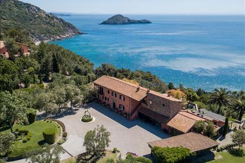 8 bedroom villa - Porto Ercole, Monte Argentario, Grosseto, Tuscany