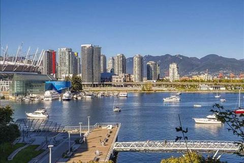 2 bedroom apartment - Athletes Way, Vancouver, BC V5Y 0B5, Canada