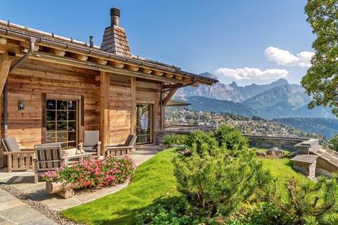 4 bedroom chalet - Villars-sur-Ollon, Vaud