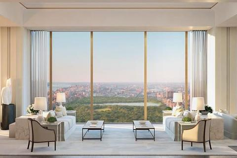 4 bedroom penthouse - 111 West 57th Street, Central Park South, New York, 10019, United States of America
