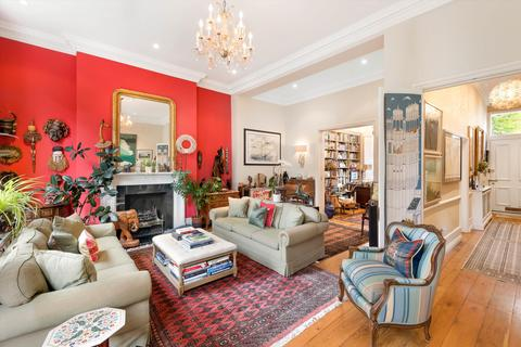6 bedroom semi-detached house for sale - Campden Hill Gardens, London, W8