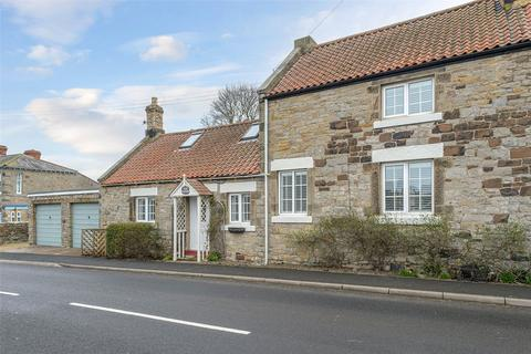 4 bedroom semi-detached house for sale - Redstead Cottages, Christon Bank, Alnwick, NE66