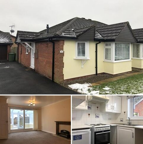 2 bedroom semi-detached bungalow to rent - Leominster,  Herefordshire,  HR6