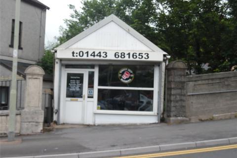 Shop to rent - Pontypridd Road, Porth, Mid Glamorgan, CF39