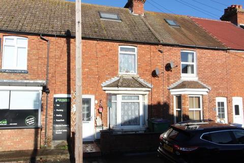 2 bedroom terraced house for sale - Kent Road, Cheriton, Folkestone, Kent CT19 4NT