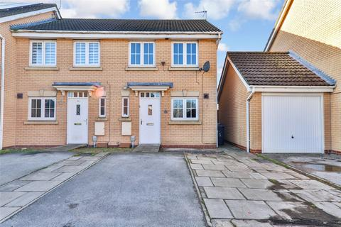 2 bedroom end of terrace house for sale - Acasta Way, Hull, HU9