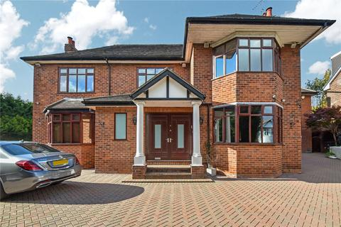 4 bedroom detached house for sale - Castle Hill Road, Prestwich, M25