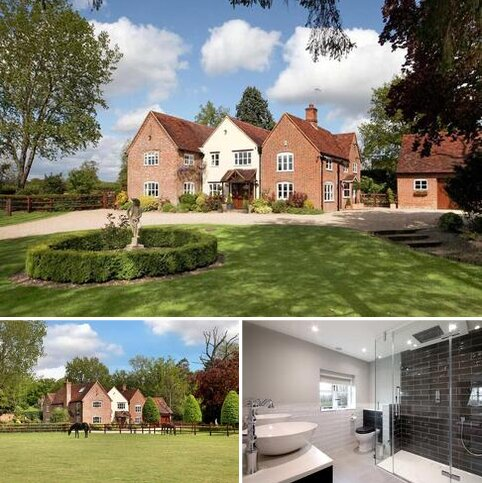6 bedroom detached house for sale - Monks Alley, Binfield, Bracknell, Berkshire, RG42