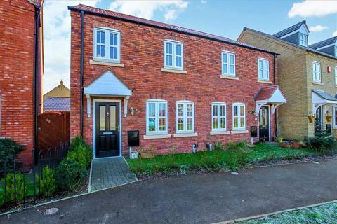 3 bedroom semi-detached house for sale - Rutland Avenue, Waddington, Waddington