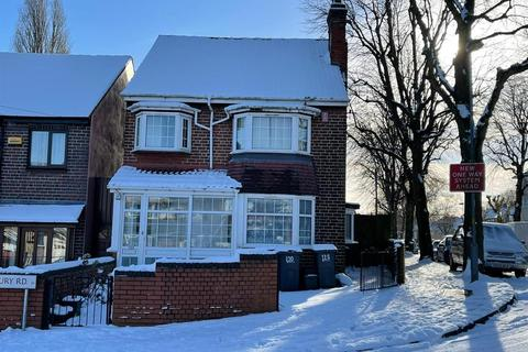 4 bedroom detached house to rent - Onibury Road, Handsworth, Birmingham, B21 8BD
