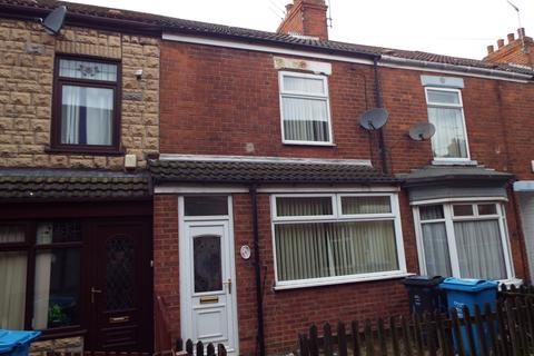 3 bedroom terraced house to rent - Carholme Villas Rensburg Street, Hull HU9