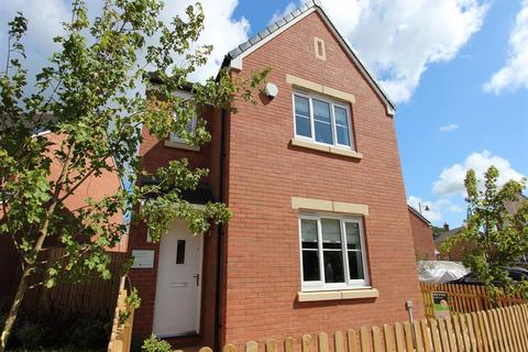 3 bedroom detached house for sale - Plot 39, The Hatfield  at Ashworth Place, Tithebarn Lane EX1