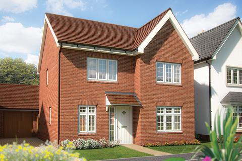 4 bedroom house for sale - Plot The Juniper 158, The Juniper at Birch Gate, Birch Gate, Silfield Road, Wymondham NR18