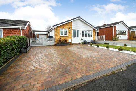 3 bedroom bungalow for sale - Mineah Drive, Guilsfield, Welshpool, Powys, SY21