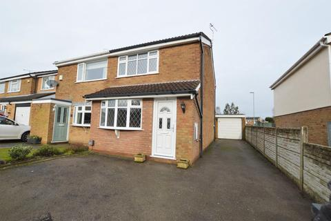 2 bedroom semi-detached house to rent - Peregrine Road, Broughton Astley, Leicester, LE9 6RZ