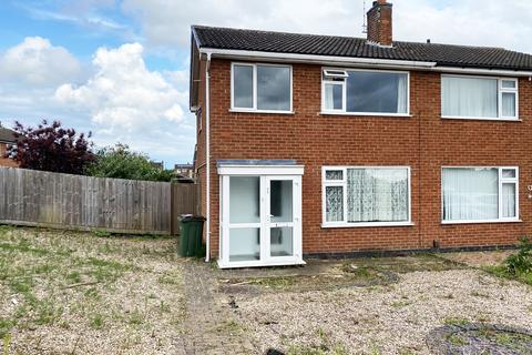 3 bedroom semi-detached house to rent - Severn Road, Oadby, Leicester LE2