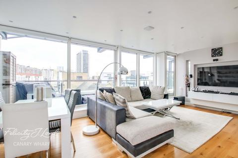 3 bedroom apartment for sale - Boardwalk Place, E14
