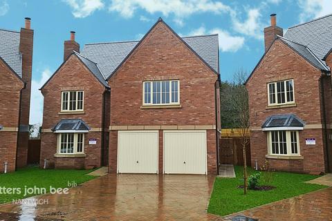 6 bedroom detached house for sale - Well Field Way, Nantwich