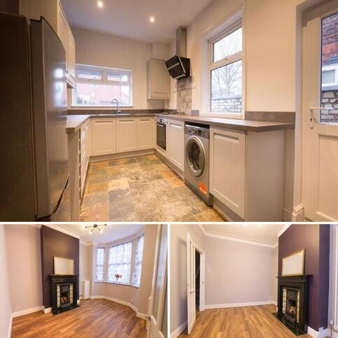 3 bedroom terraced house to rent - Norwood Road, Stockport SK2