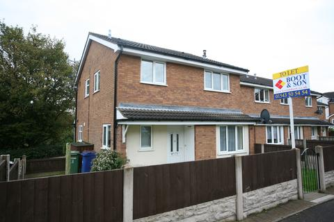 2 bedroom townhouse to rent - 23 Acorn Close, Heath Hayes, WS11 7WF