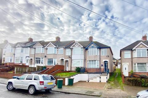 3 bedroom end of terrace house for sale - Dulverton Avenue, COUNDON, Coventry CV5