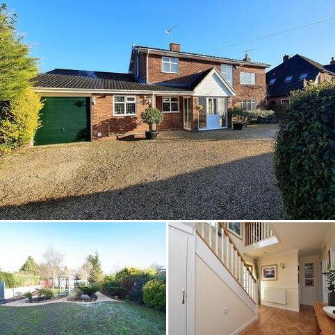4 bedroom detached house for sale - The Avenue, Ipswich IP1 3TD