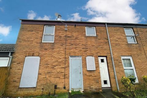 3 bedroom terraced house for sale - Long Mallows Rise, Northampton