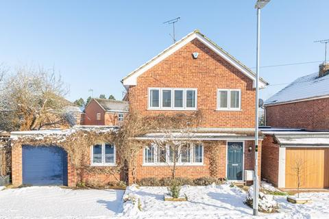 3 bedroom detached house for sale - Rookwell Drive, Market Harborough