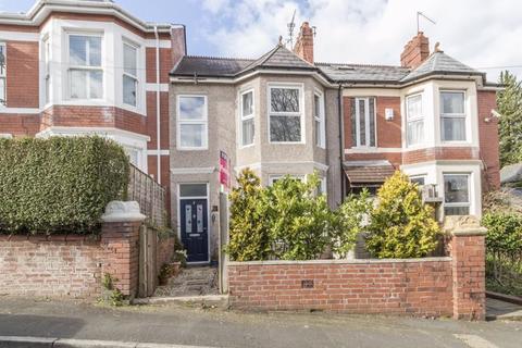4 bedroom terraced house for sale - Bryngwyn Road, Newport - REF#00004949