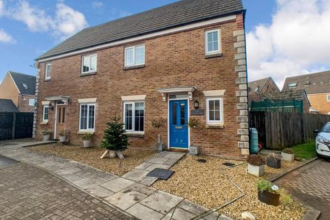 3 bedroom semi-detached house for sale - Glan-Yr-Afon, Gorseinon, Swansea