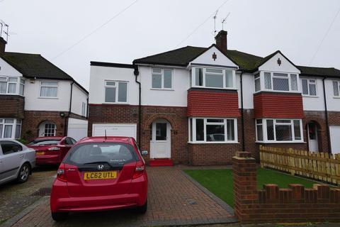 4 bedroom semi-detached house for sale - St Pauls Close, Ashford, TW15