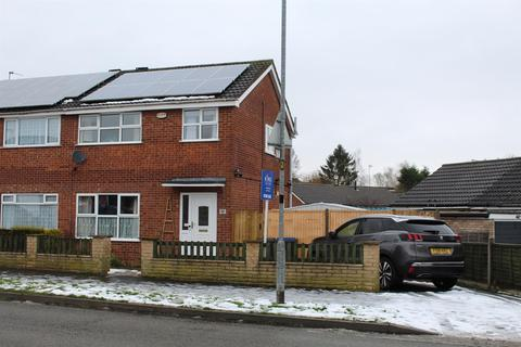 3 bedroom semi-detached house for sale - Danehill, Ratby, Leicester