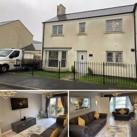 3 bedroom semi-detached house for sale - Y Gilfach, Llandarcy, Neath