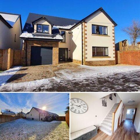 4 bedroom detached house for sale - Bronallt Road, Hendy, SWANSEA