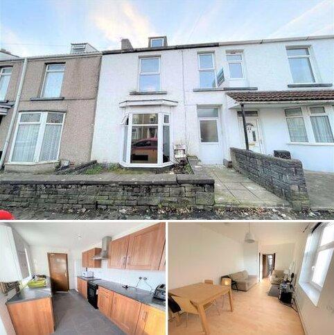 5 bedroom terraced house for sale - Henrietta Street, Swansea