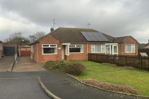 3 bedroom semi-detached bungalow for sale - Mount Hill Avenue, Old Stratford, Milton Keynes