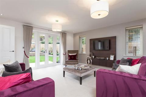 4 bedroom detached house for sale - The Langdale - Plot 1091 at Tulip Fields at New Berry Vale, Bicester Road HP18