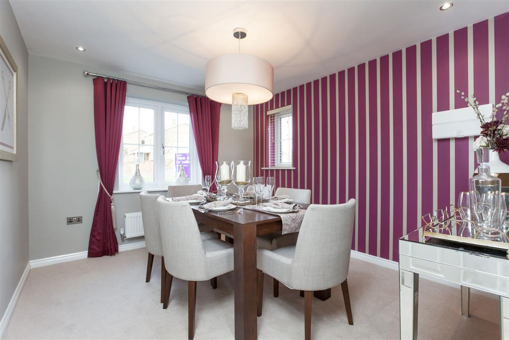 Typical Langdale Show Home