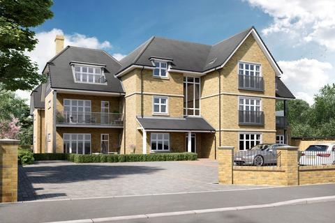 2 bedroom flat for sale - Salthaven, 36 Tower Road, Poole, Dorset, BH13